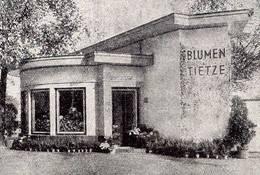 Historische Ansicht Blumenhalle