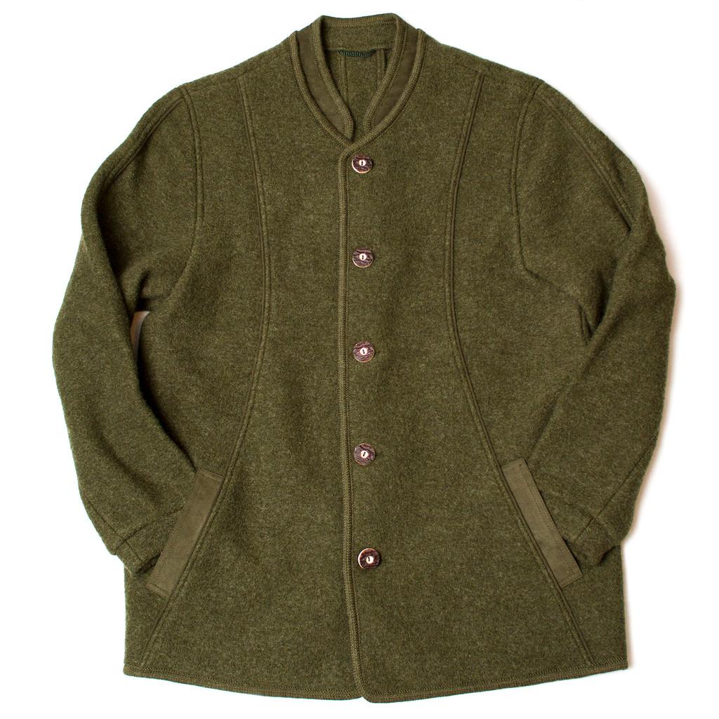 jacket dachstein wool austrian hunting sweater woolwear herdsman austria