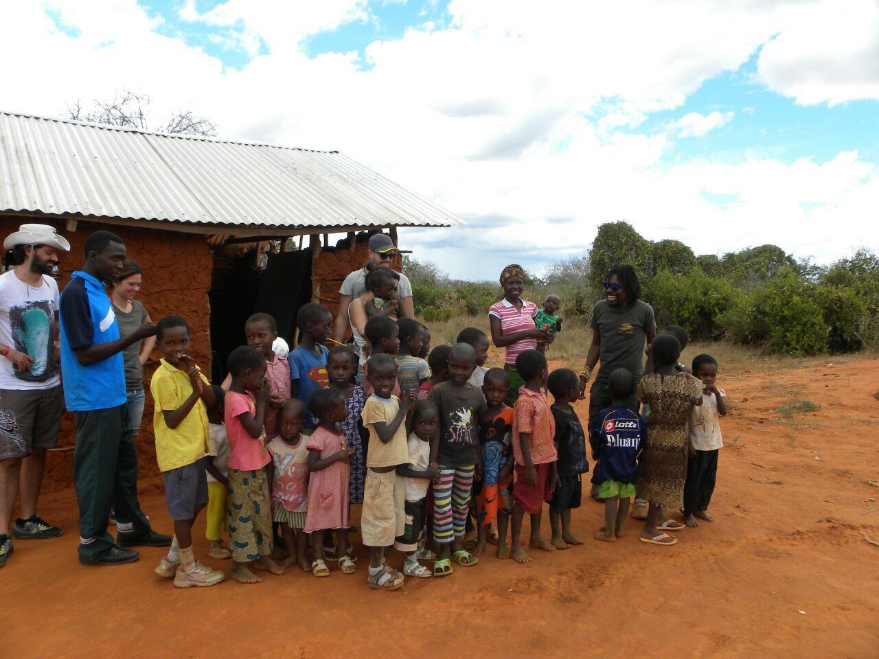 in2kenya scuola Tsavo Est