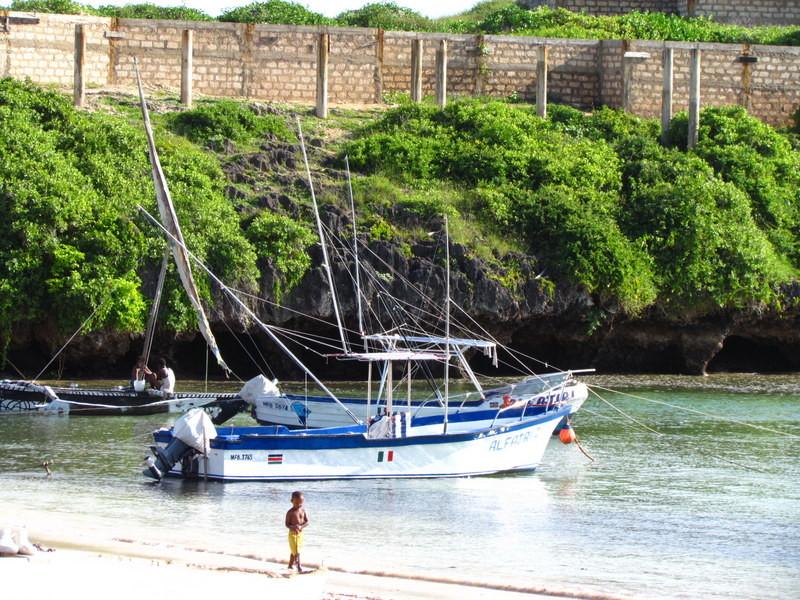barca pesca altura kenya