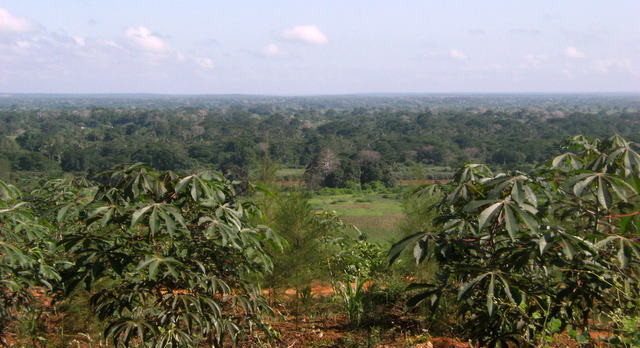 fiume tsavo kenya