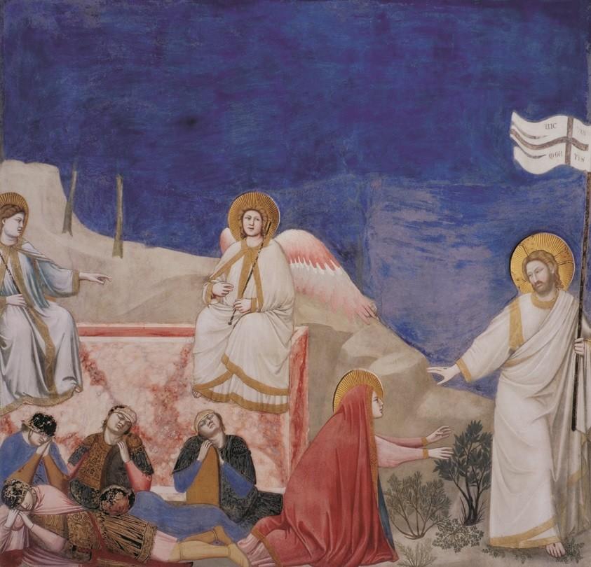 Giotto - Risurrezione