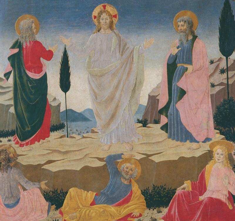 Beato Angelico - Trasfigurazione