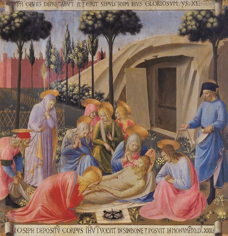 Beato Angelico - Deposizione