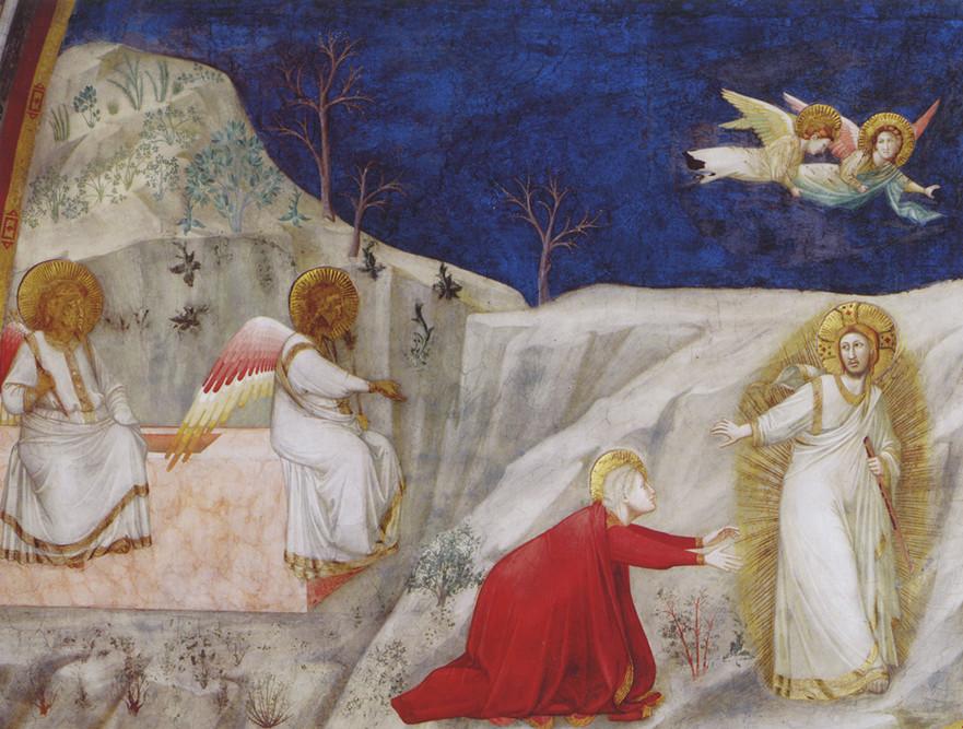 Giotto - No li me tangere