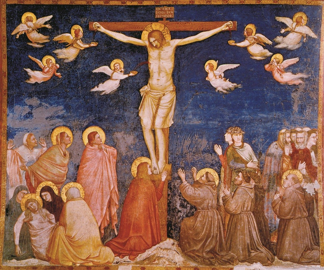 Giotto - Crocifissione S.Francesco