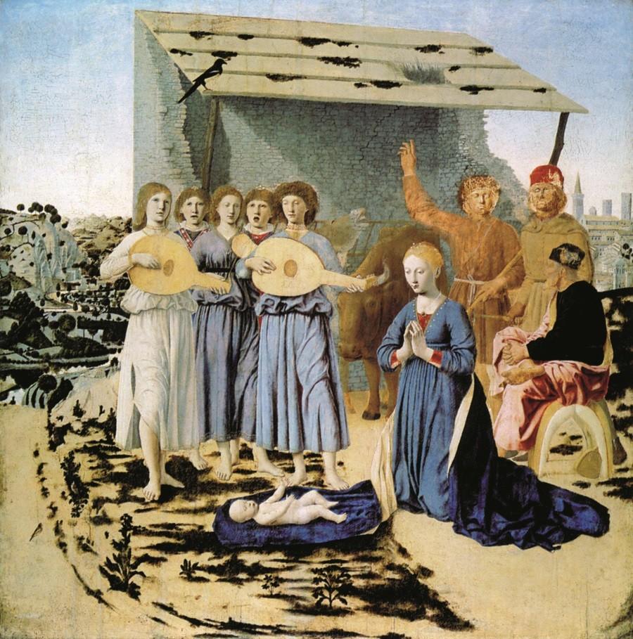 Piero Della Francesca - Natività