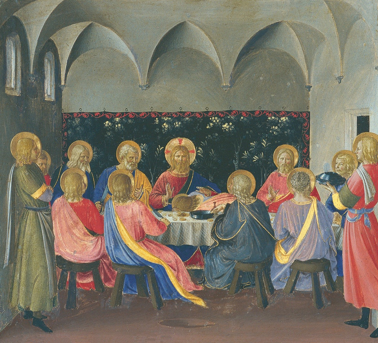 Beato Angelico - Ultima cena