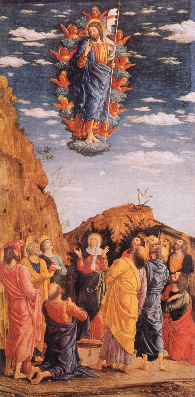 Mantegna - Ascensione