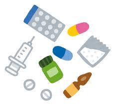 西洋薬、ステロイド、抗ヒスタミン剤