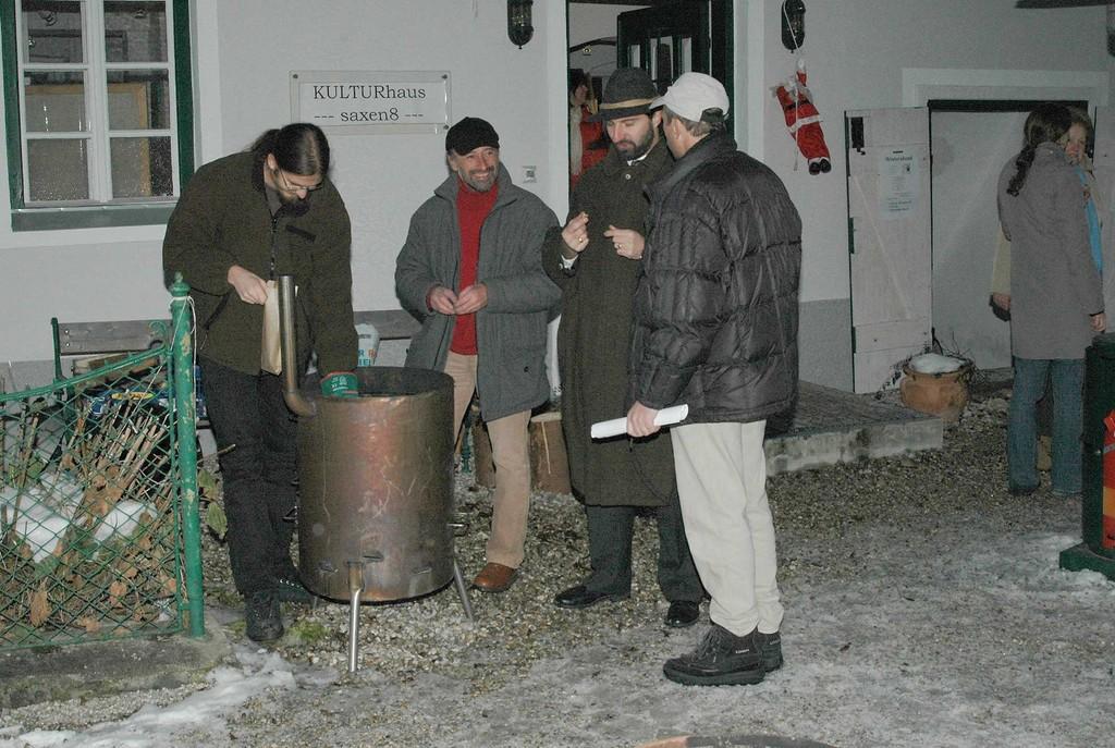 Adventroas am 26. und 27.11.2005