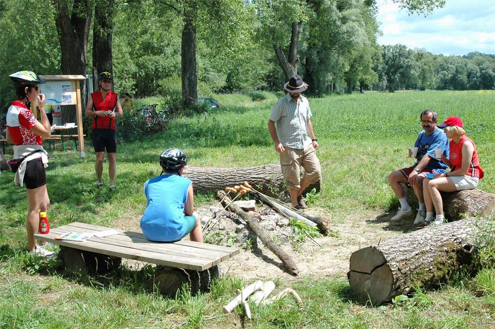 Donauradfest am 19.06.2005