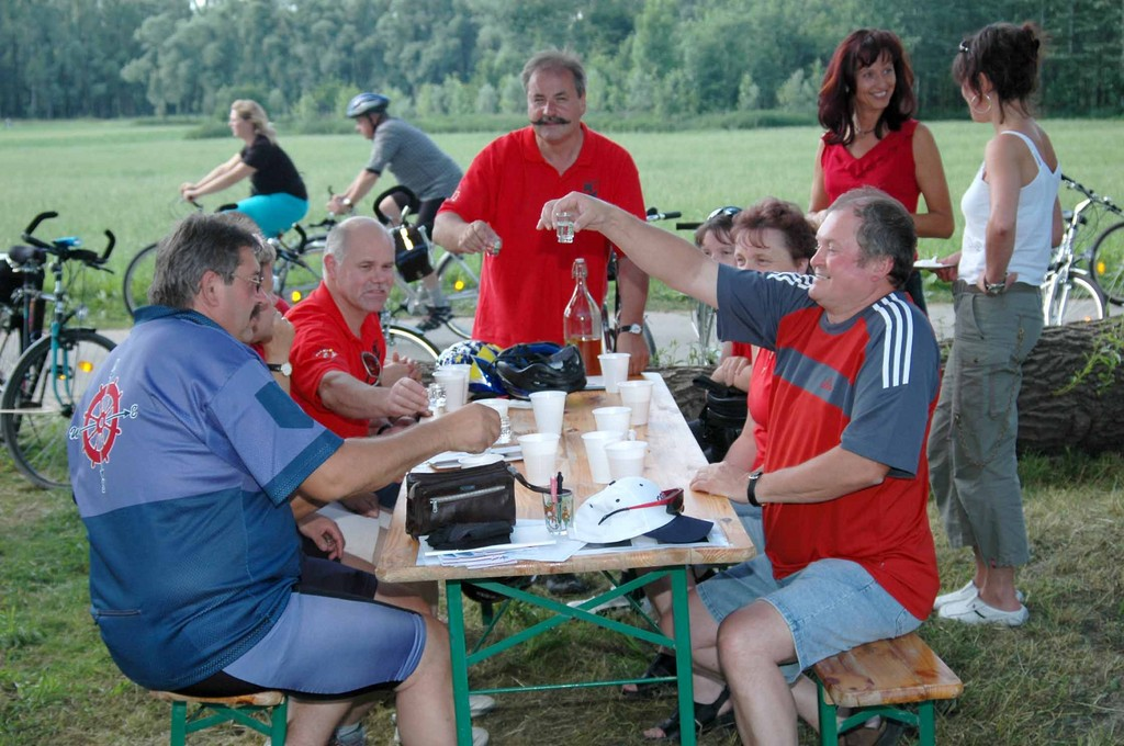 Donauradfest vom 19.06.2005