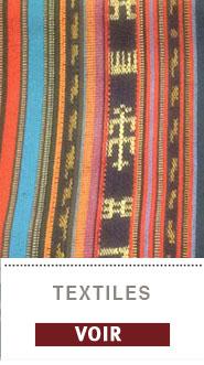 Artisanat syrien, les textiles