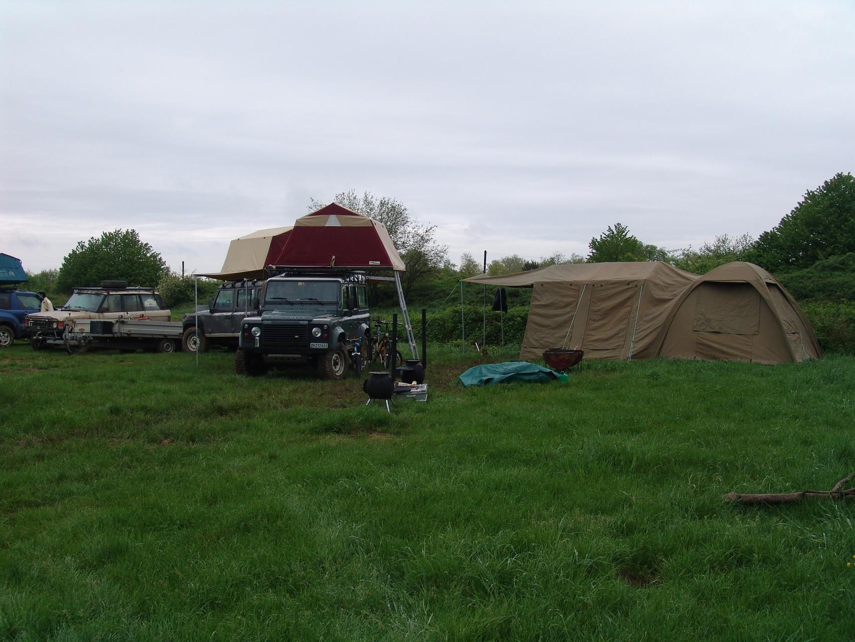 Abenteuer-Fabrik Camp, 1 mai 2015