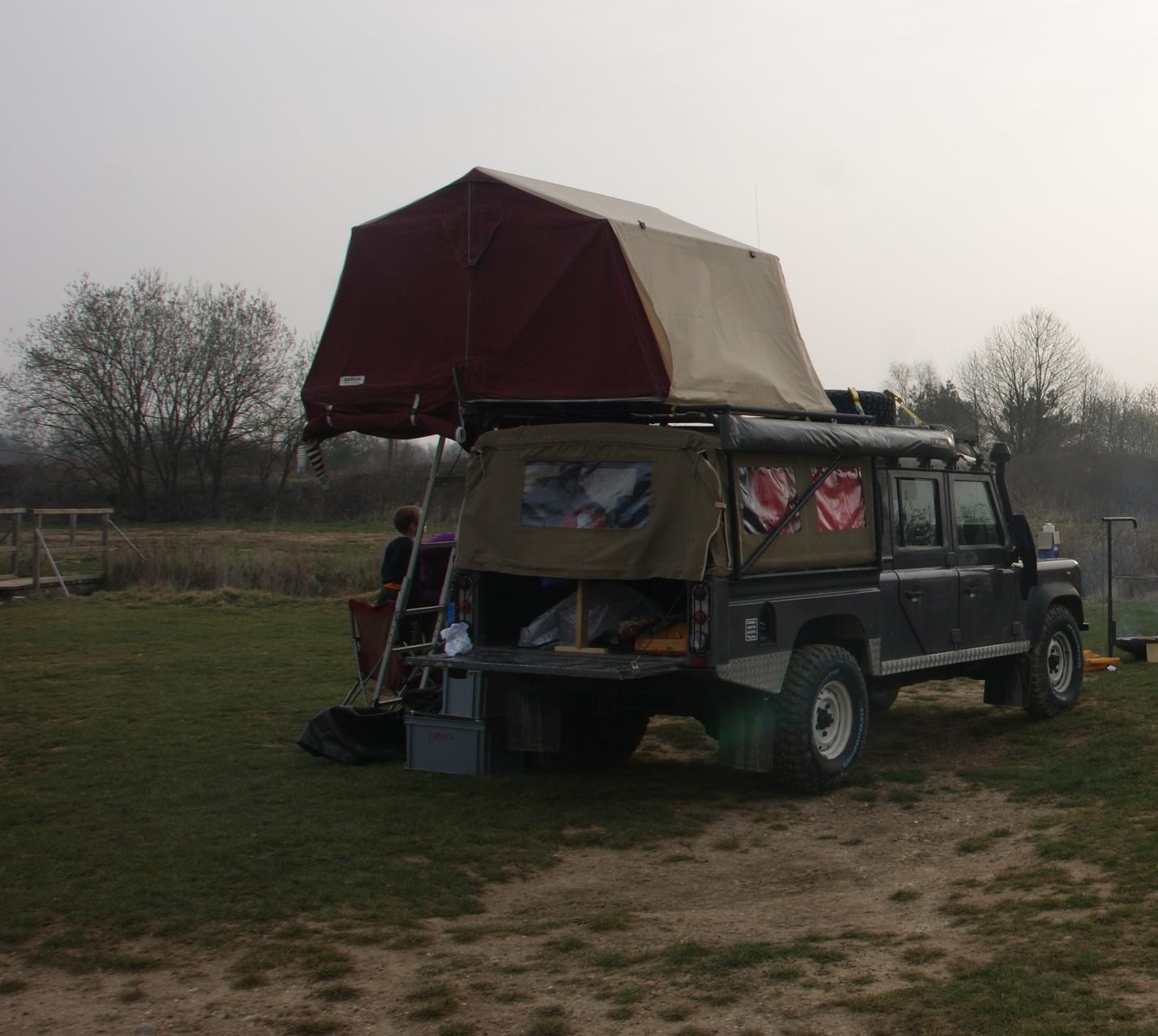 Beduin auf LR CC 130