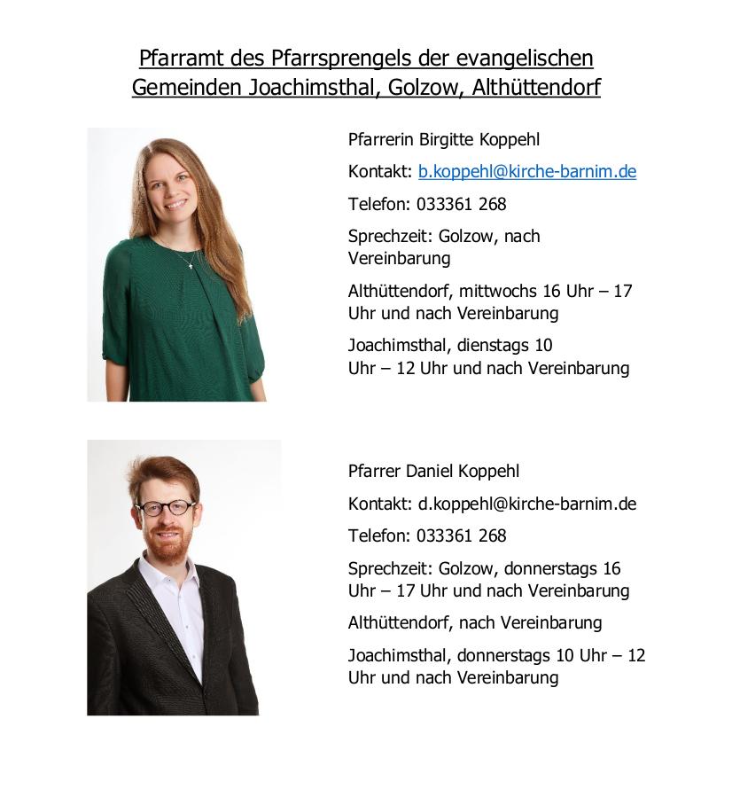 Kontaktdaten Daniel Koppehl