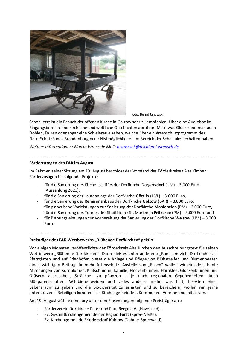 FAK-Infobrief Seite 3