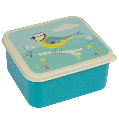 "Lunchbox ""Blue Bird"""