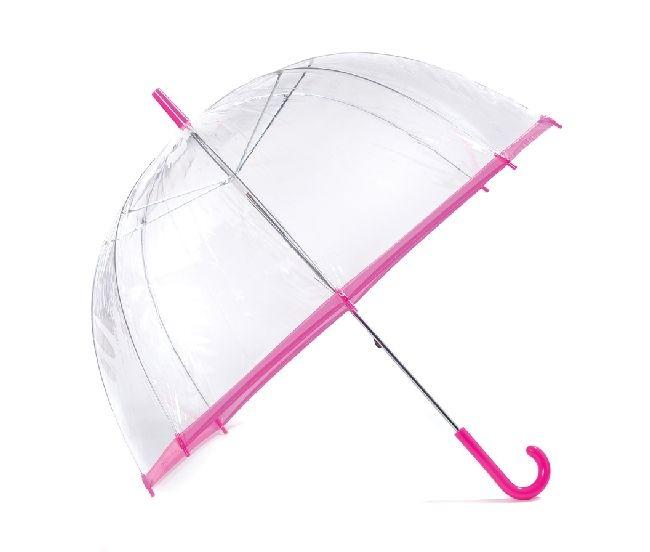 Regenschirm Lindy Lou - Slim Trim Fuchsia