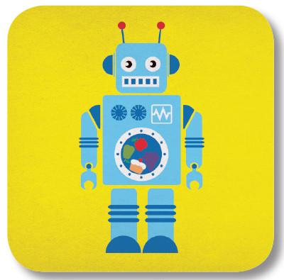 Robot - Untersetzer