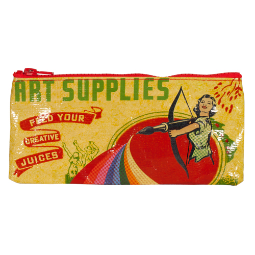 Art Supplies - Federtasche