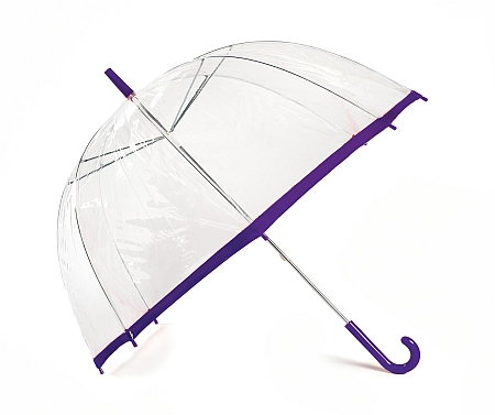 Regenschirm Lindy Lou - Slim Trim Purple