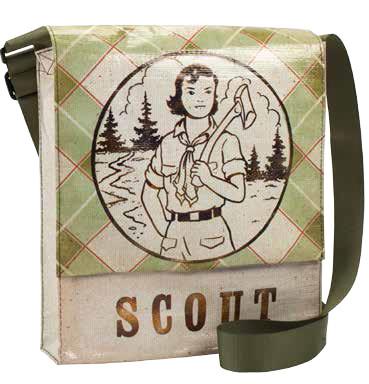 Scout - Messenger Bag