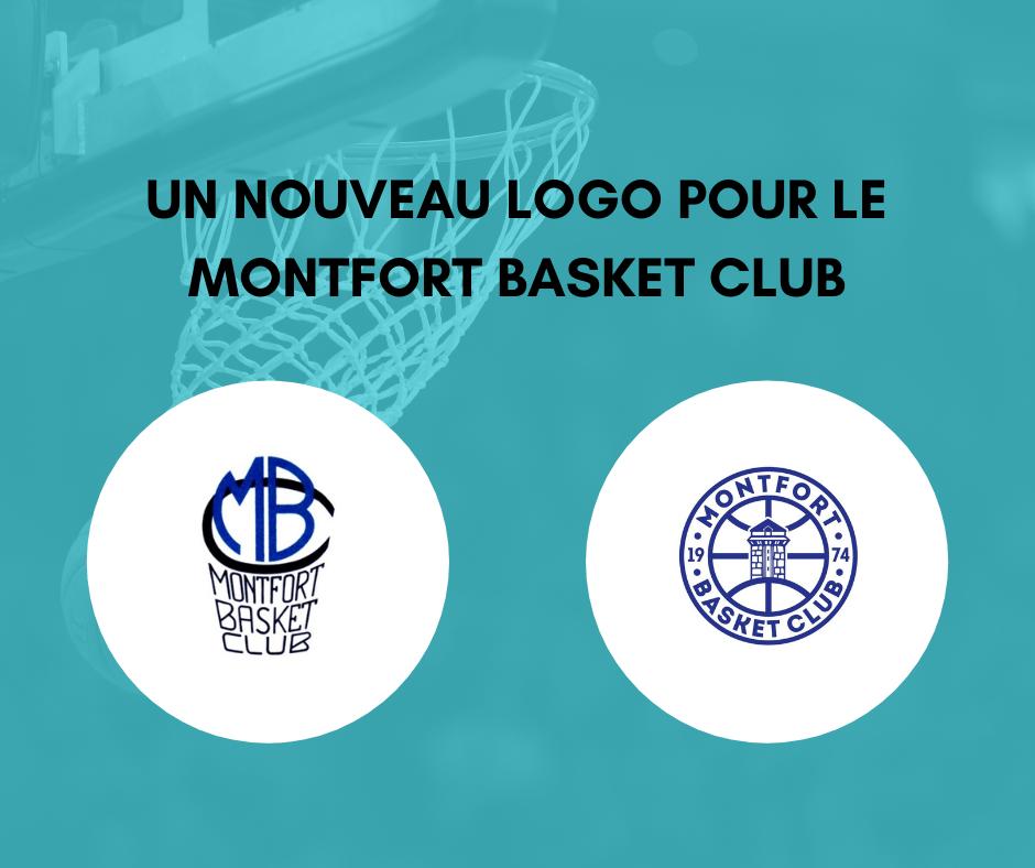 Un nouveau logo pour le Montfort Basket Club