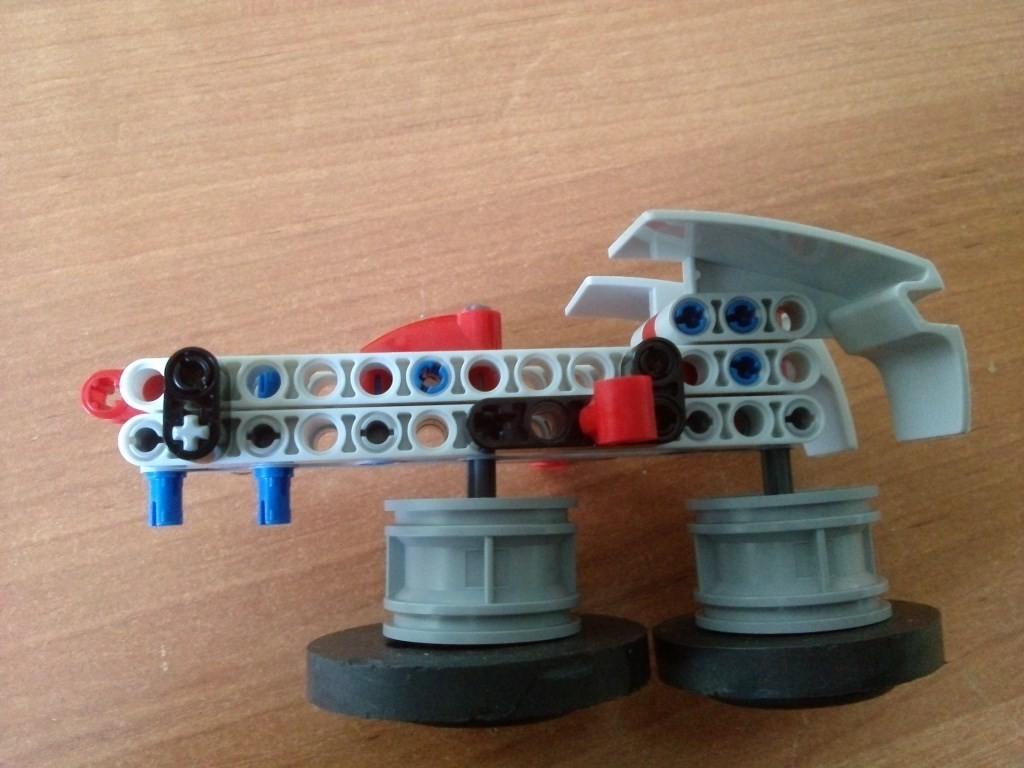 Модуль подбора металлолома (обший вид)