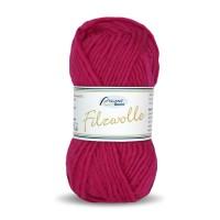 Strickfilzwolle Pink