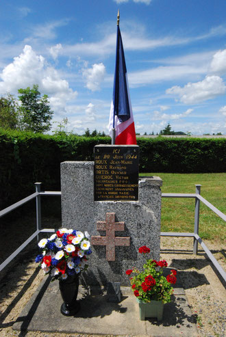 Mémorial St Paul des Landes cimetière (15)