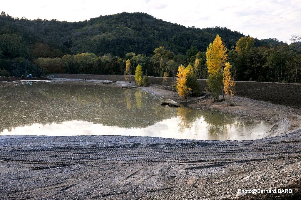 Réserve de Biodiversité à Argentat-sur-Dordogne  (Corrèze)