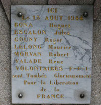 Mémorial Tunnel du Lioran La Remise commune de Laveissière (15)
