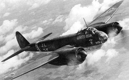 chasseurs-bombardiers Junkers 88