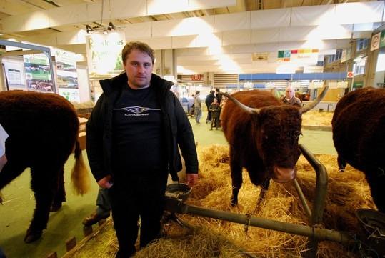 GEAC BREUIL DE RIGIER Salon de l'Agriculture 2014 (Fred)