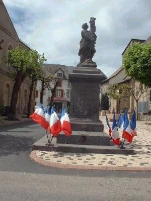 Monument Pléaux
