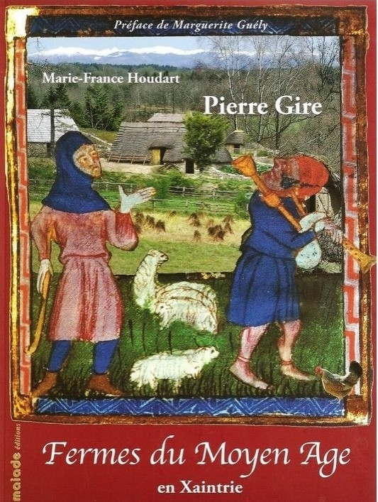 Les Fermes du Moyen Age en Xaintrie