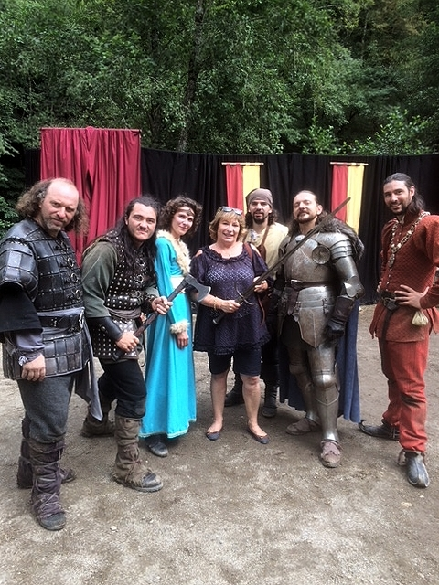 Les médiévales 2018 des Tours de Merle en Xaintrie