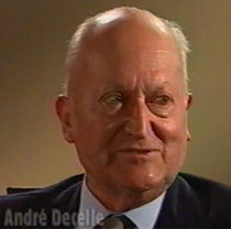 André DECELLE (Commandant Didier dans la Résistance)
