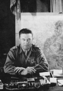 Marcel Colliou dans la clandestinité il prend le nom de Roussel.