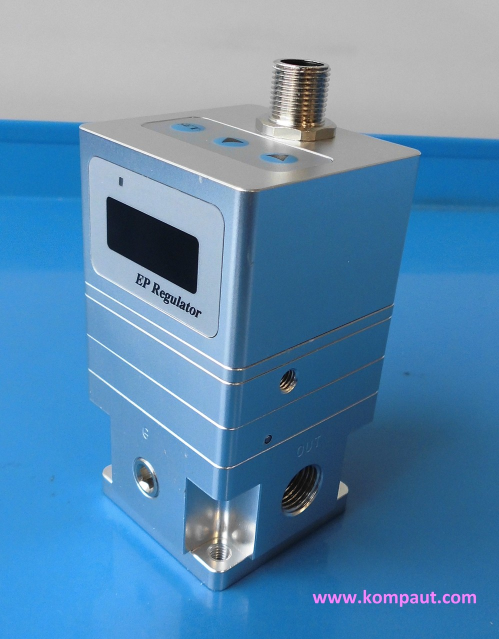 KOMPAUT - Proportional Control Regulator Valve