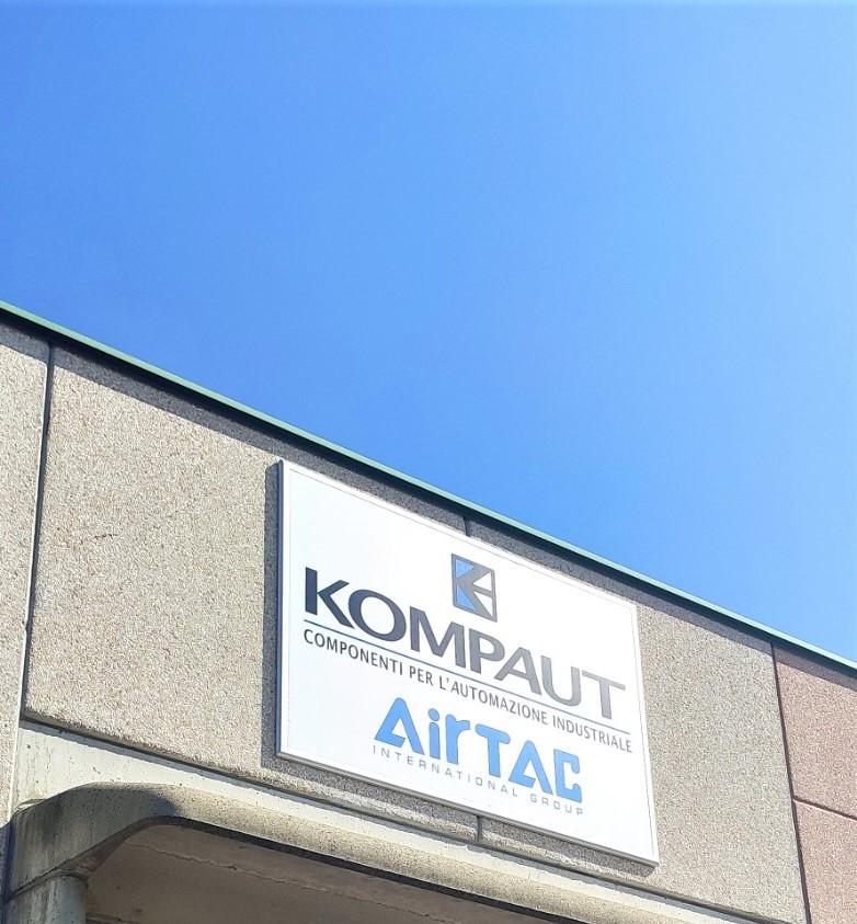 KOMPAUT - Sistemi e soluzioni per l'automazione industriale