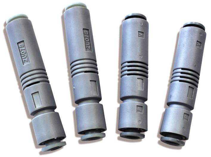KOMPAUT - Pompe assiali a innesto rapido energetico da 7 a 21 Nl/min