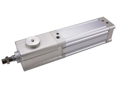 Kompaut, cilindro con bloccastelo integrato Airtac serie BSE