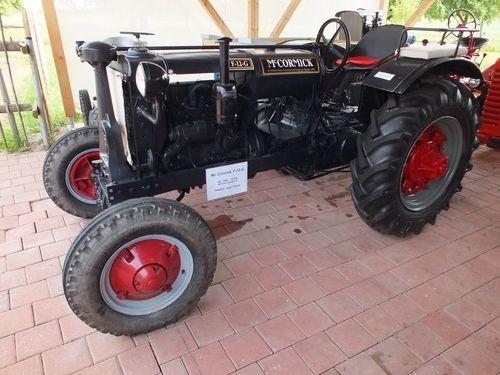 Mc Cormick F12G Baujahr: 1939