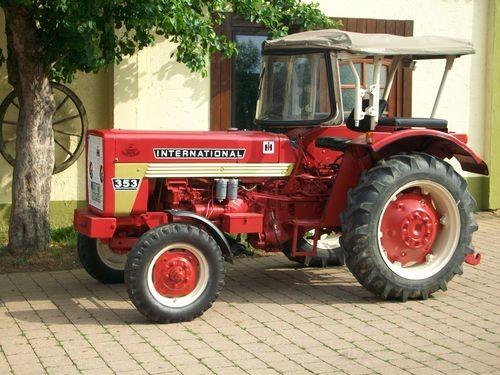 IHC 353 Baujahr 1971