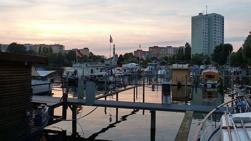 Hafen in der Neustädter Bucht