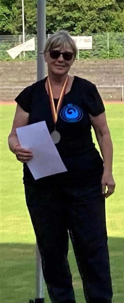 Gertrud Böhm sucht noch Mitstreiterinnen für das Team!