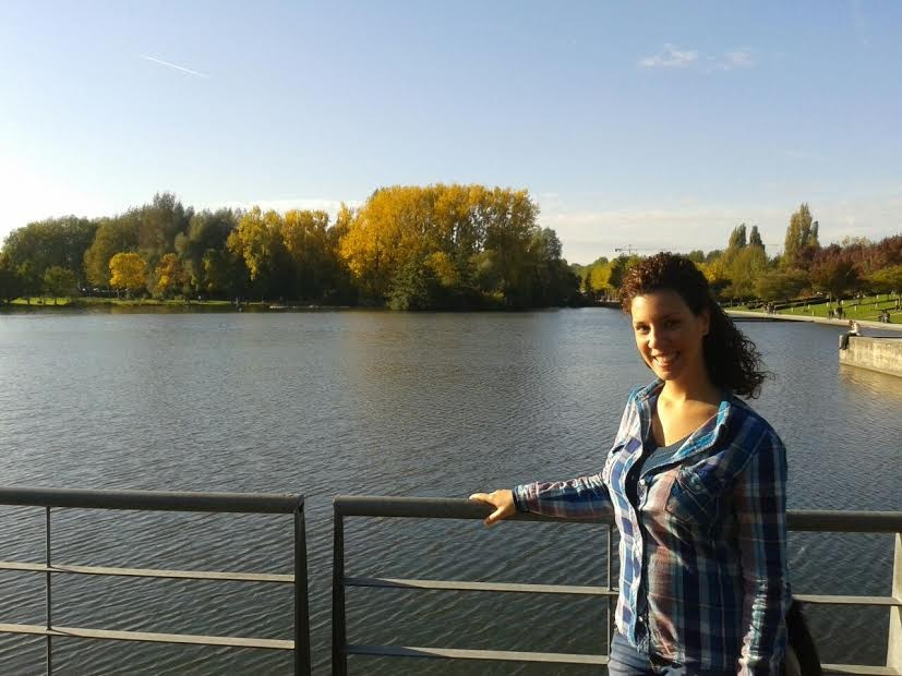 Veronica (italienne) au parc Saint-Pierre